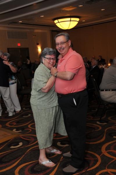 BANQUET DANCING - SUSAN + LARRY WEINSTEIN