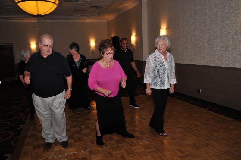 BANQUET DANCING - TOM + DONNA SCHOENING, LINDA DOZIER