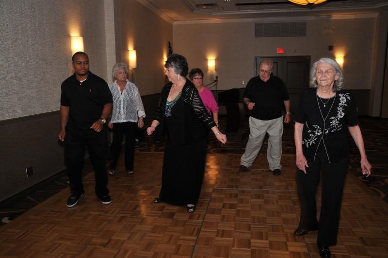 BANQUET - LINE DANCING