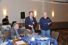 BANQUET RAFFLE - CHRIS WAUGH, JOHN GRIFFIN, BOB BARRIE