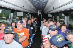 TOUR BUS - OFF TO THE COUNTRY MUSIC HALL OF FAME