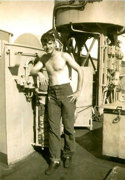 Crew photos - 1950-1952 - 02