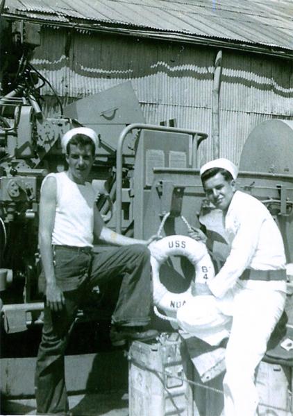 Crew photos - 1950-1952 - 05
