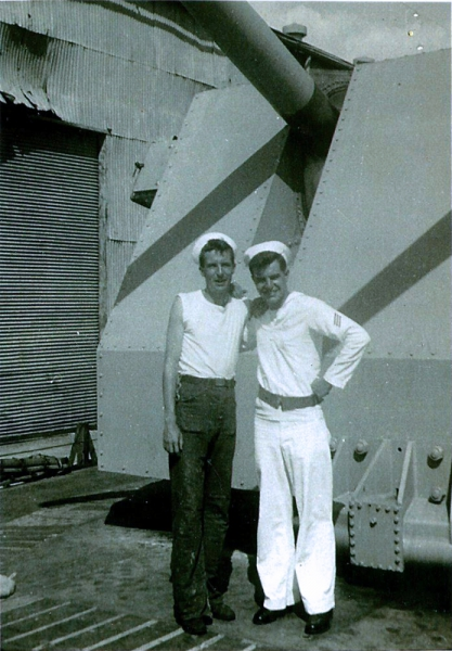 Crew photos - 1950-1952 - 07