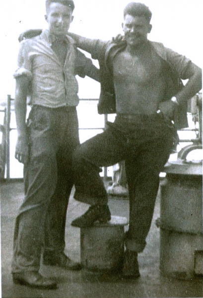 Crew photos - 1950-1952 - 10