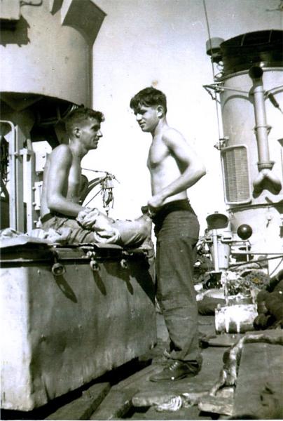 Crew photos - 1950-1952 - 11