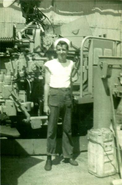 Crew photos - 1950-1952 - 12