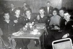 1954 Naples, ItalyCrew