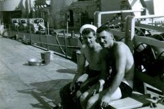 Crew photos - 1950-1952 - 04