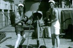 Crew photos - 1950-1952 - 06