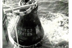 John Glenn, Recovery of Space Capsule, Feb-1962 - 1