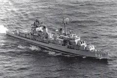 USS-NOA DD-841 Atlantic Ocean, New York, Nov-68