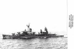 USS-NOA DD-841, May-67 - Jul-68, Mayport, FL