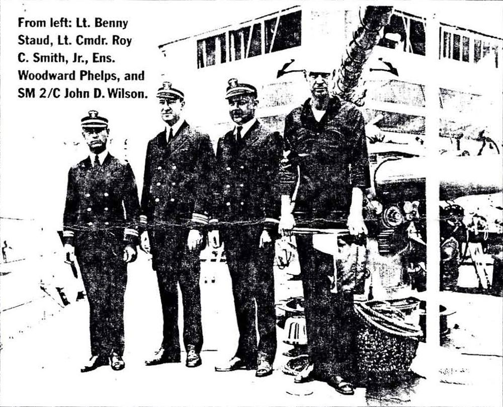 From USS Noa