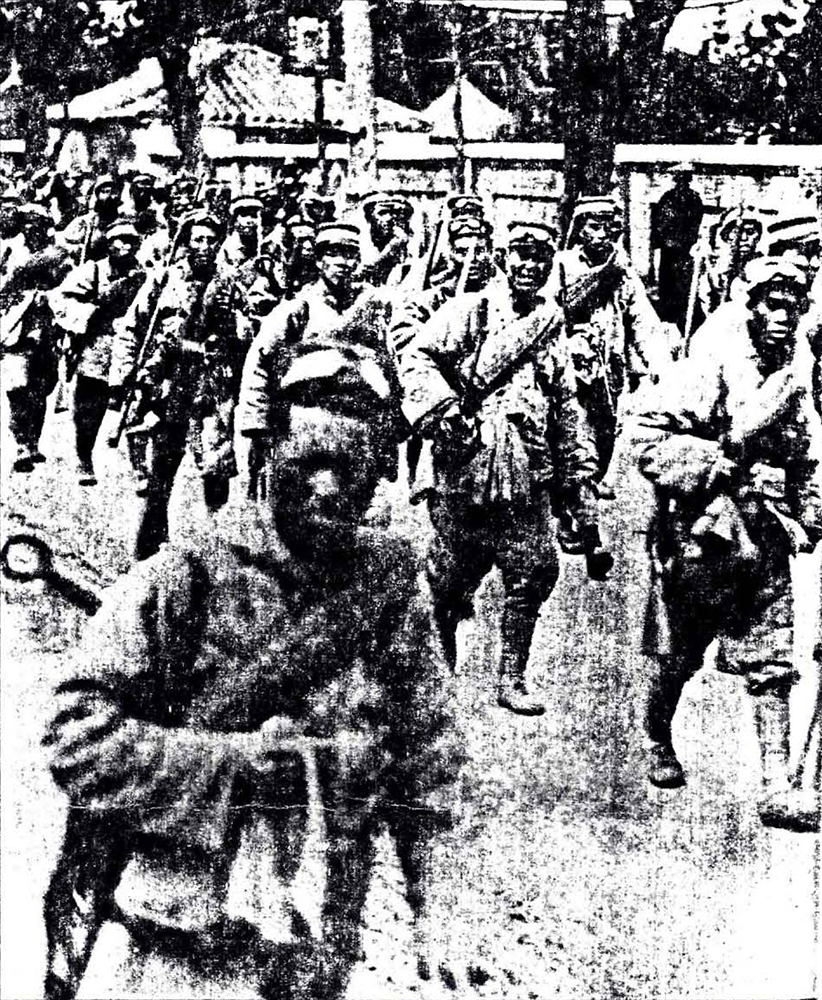 Chinese Nationalist soldiers