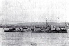 USS NOA DD-343